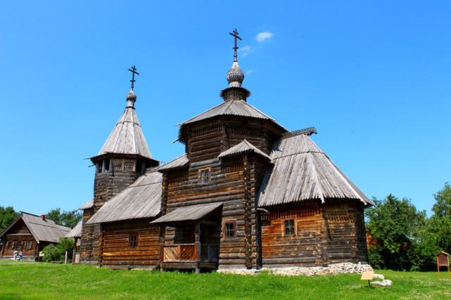 экскурсия музей деревянного зодчества в суздале ваше внимание